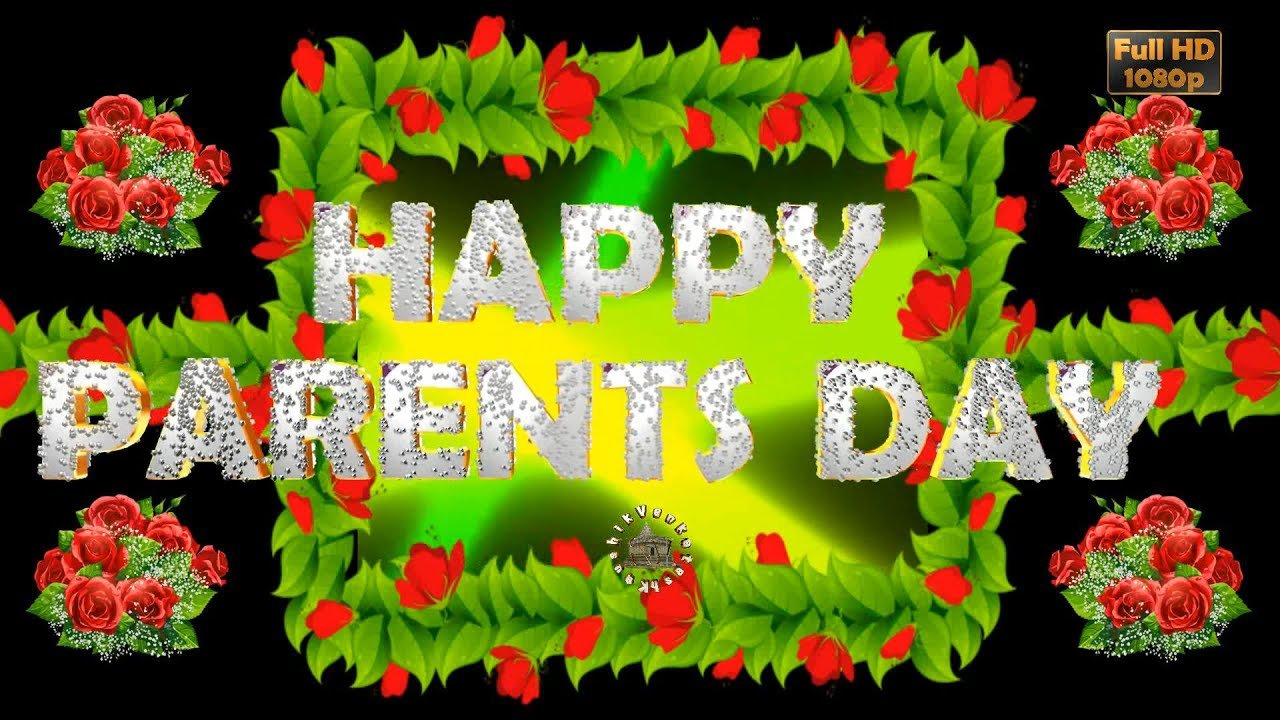 Greetings for Parent's Day