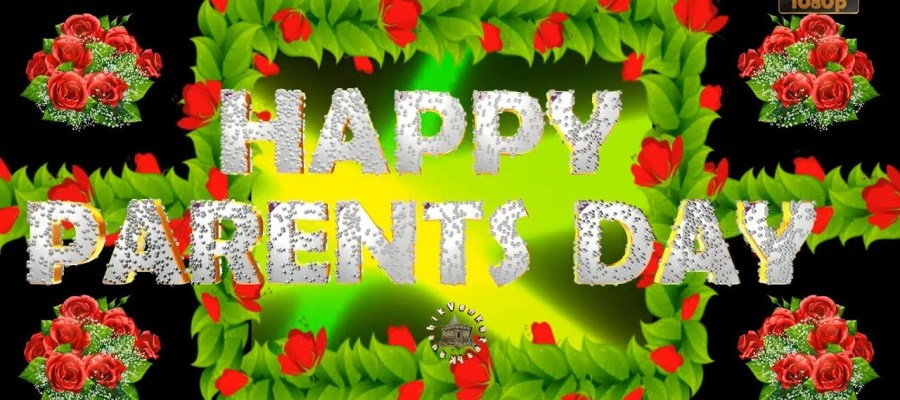 Greetings for Happy Parents Day 2021