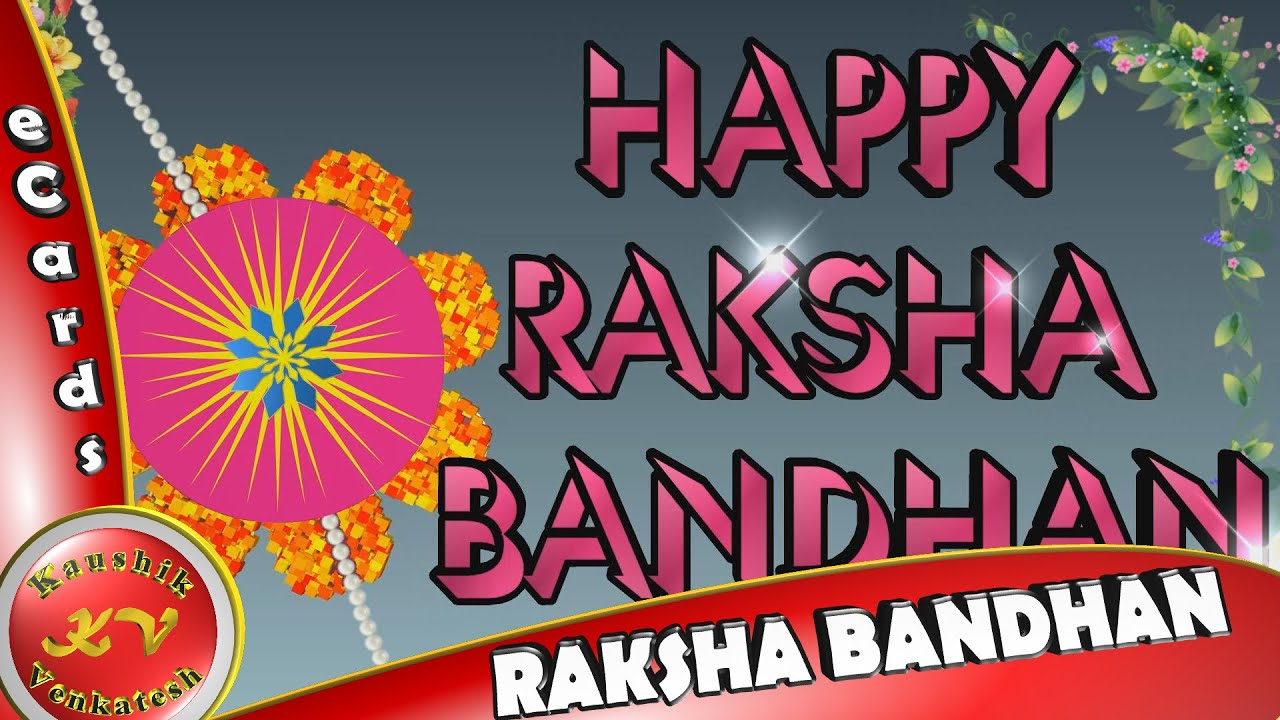Greetings for Raksha Bandhan