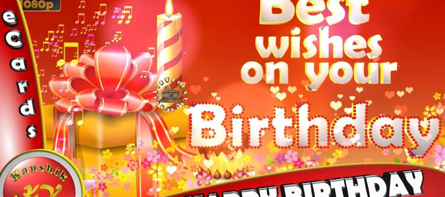 Greetings for Birthday (Special Occasion)