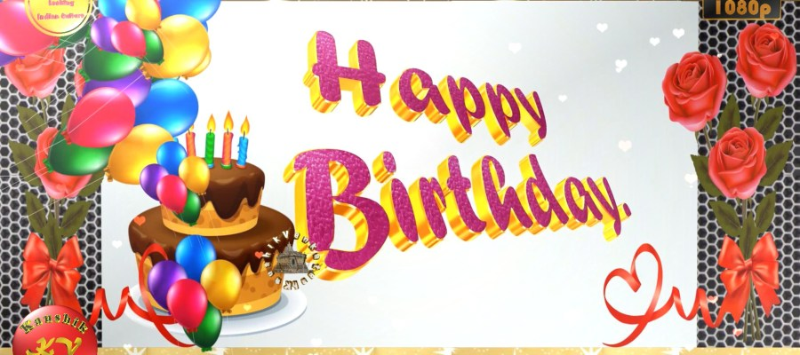 Beautiful Greetings Image for the Birthday (Special Occasion).