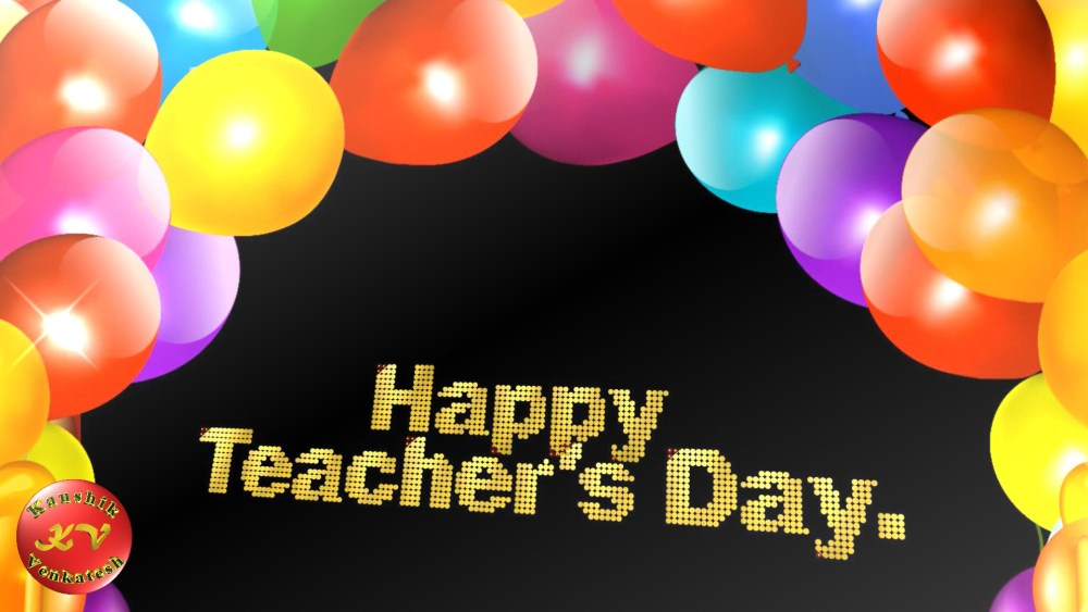 Teachers Day Video Greetings