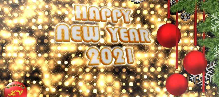 New Year Greetings Image 2021