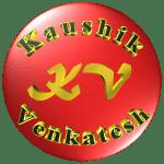 Logo of Kaushik Venkatesh