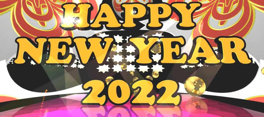Product Image of New Year 2022 Video