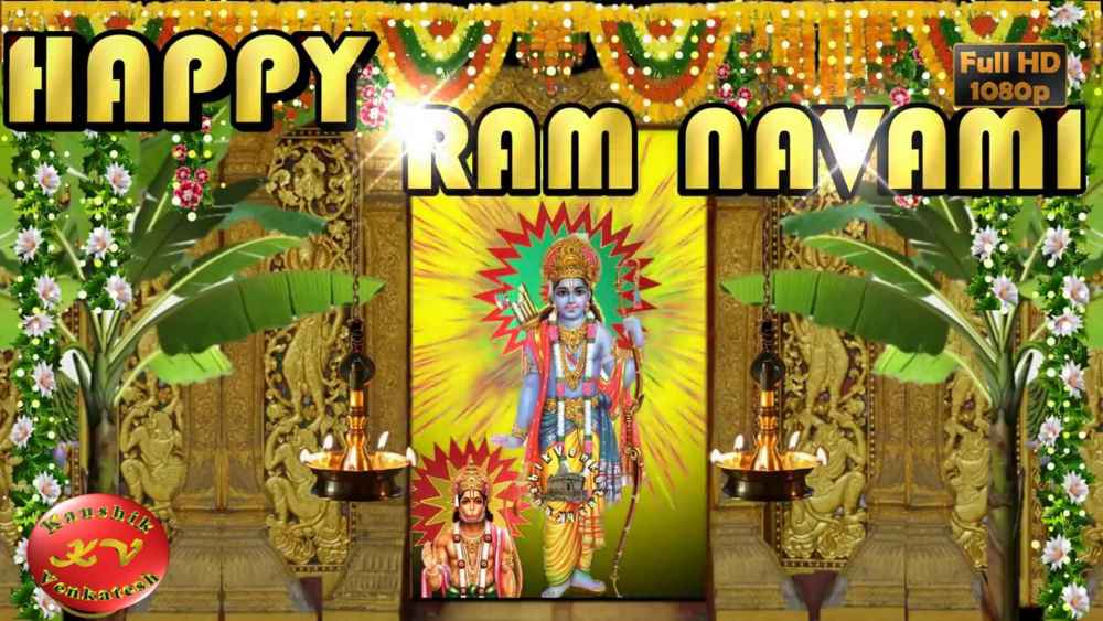HD Images of Lord Rama for the festive Occasion of Sri Ram Navami