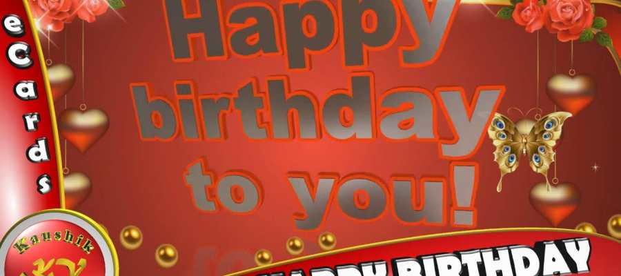 Greetings Image of Happy Birthday Wishes