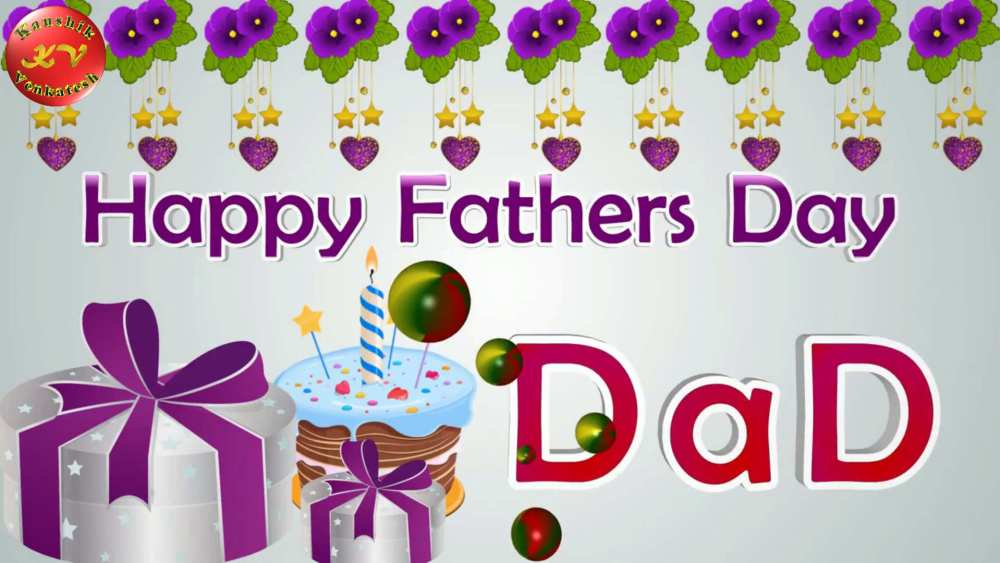 Image of Fathers Day Wishes Video
