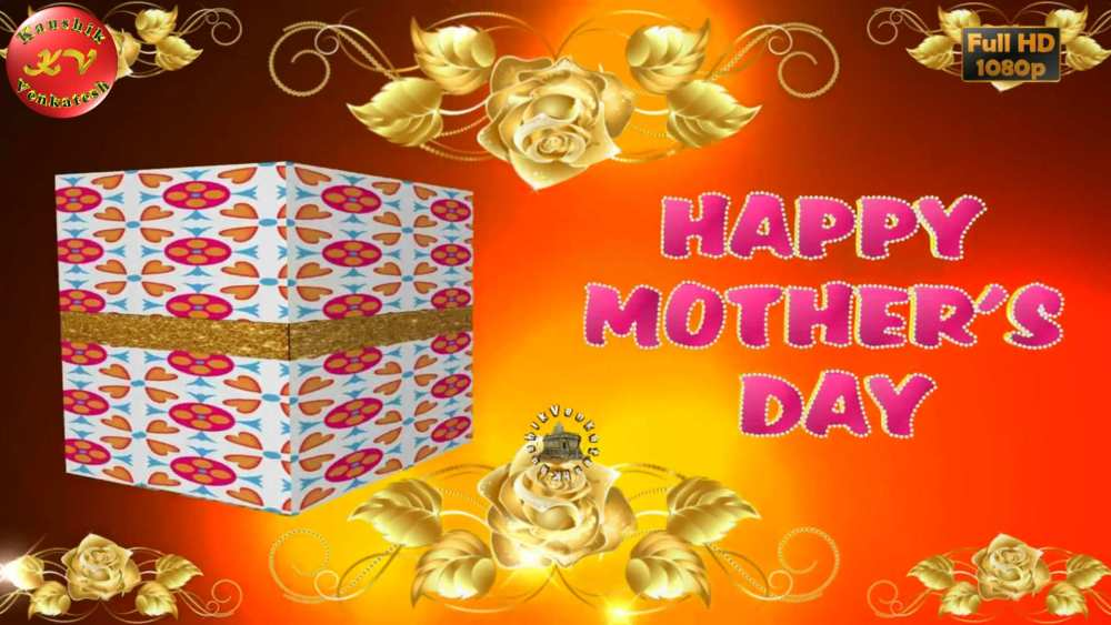 Images of Mothers Day Wishes Video