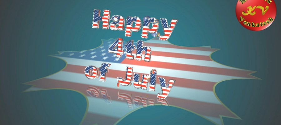 Greetings Image of Happy USA Independence Day
