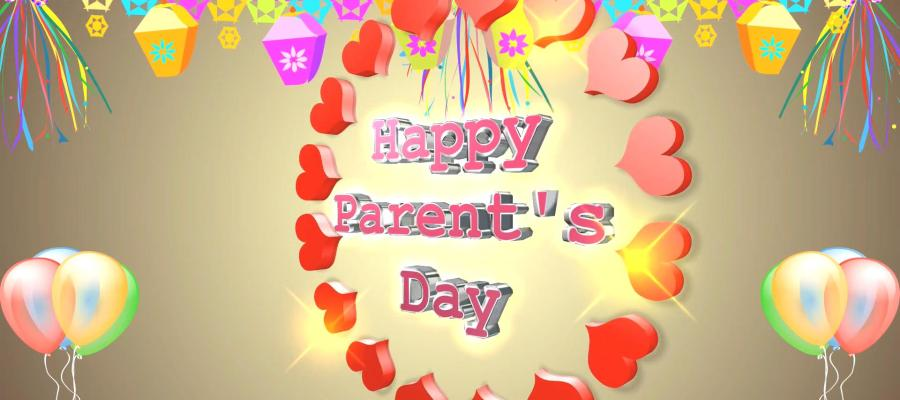 Image for Happy Parents Day 2021 Wishes Video