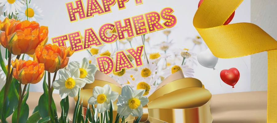 Greetings Image for Teachers Day Status 2021