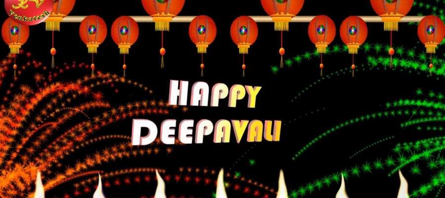 HD Greetings Image of Happy Diwali 2021