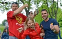 Русский сайт в Турине русские иммигранты на шашлыке
