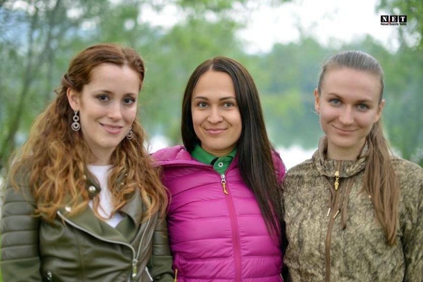 Милые русские девушки Турин Италия