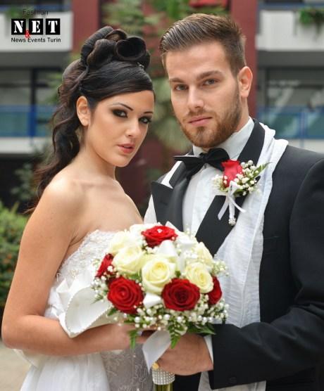 Профессиональный свадебный фотограф в Италии Турине Пьемонт +39 3201411145
