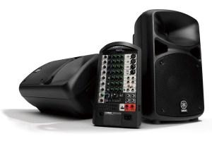 400 watt PA System