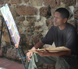 artist panama