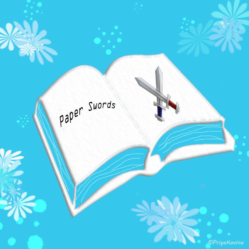 Paper Swords
