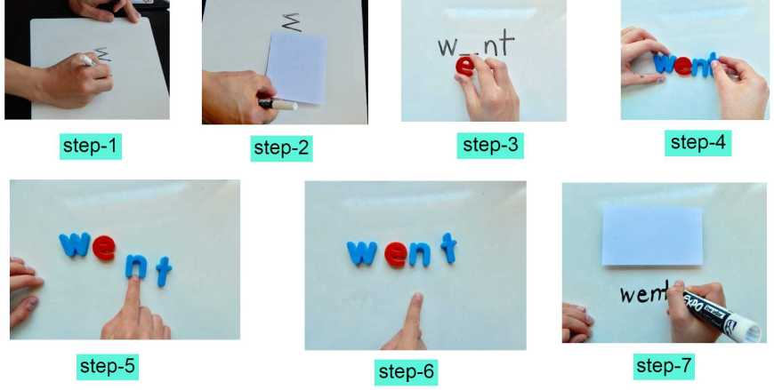 How to teach sight words at words at home_