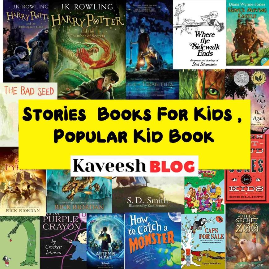 Stories For Kids: Best Sellers -popular Kid's Books In 2020