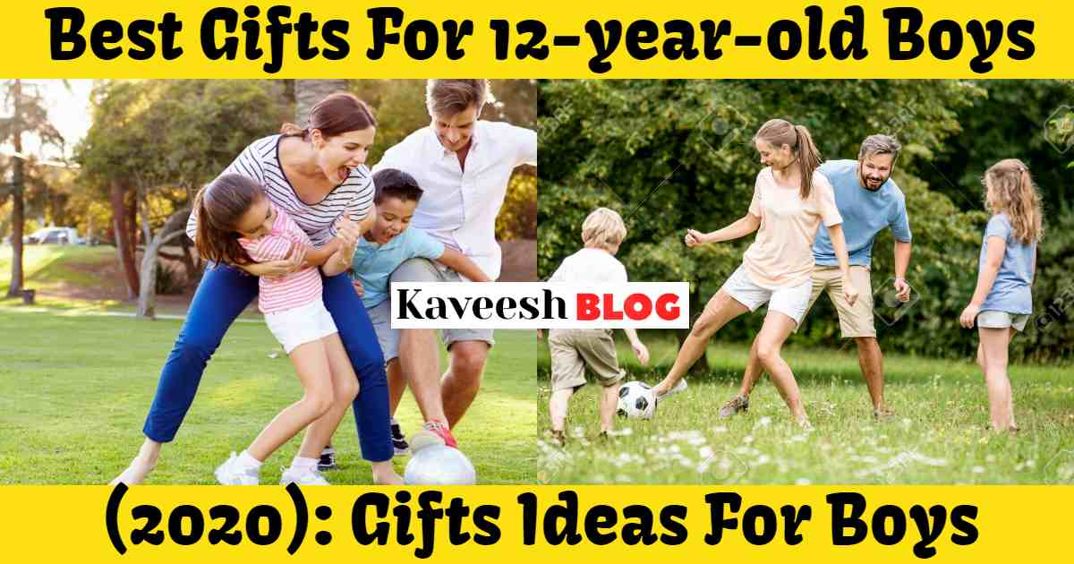 40 Best Gifts For 12-year-old Boys In (2020) Gifts Ideas For Boys