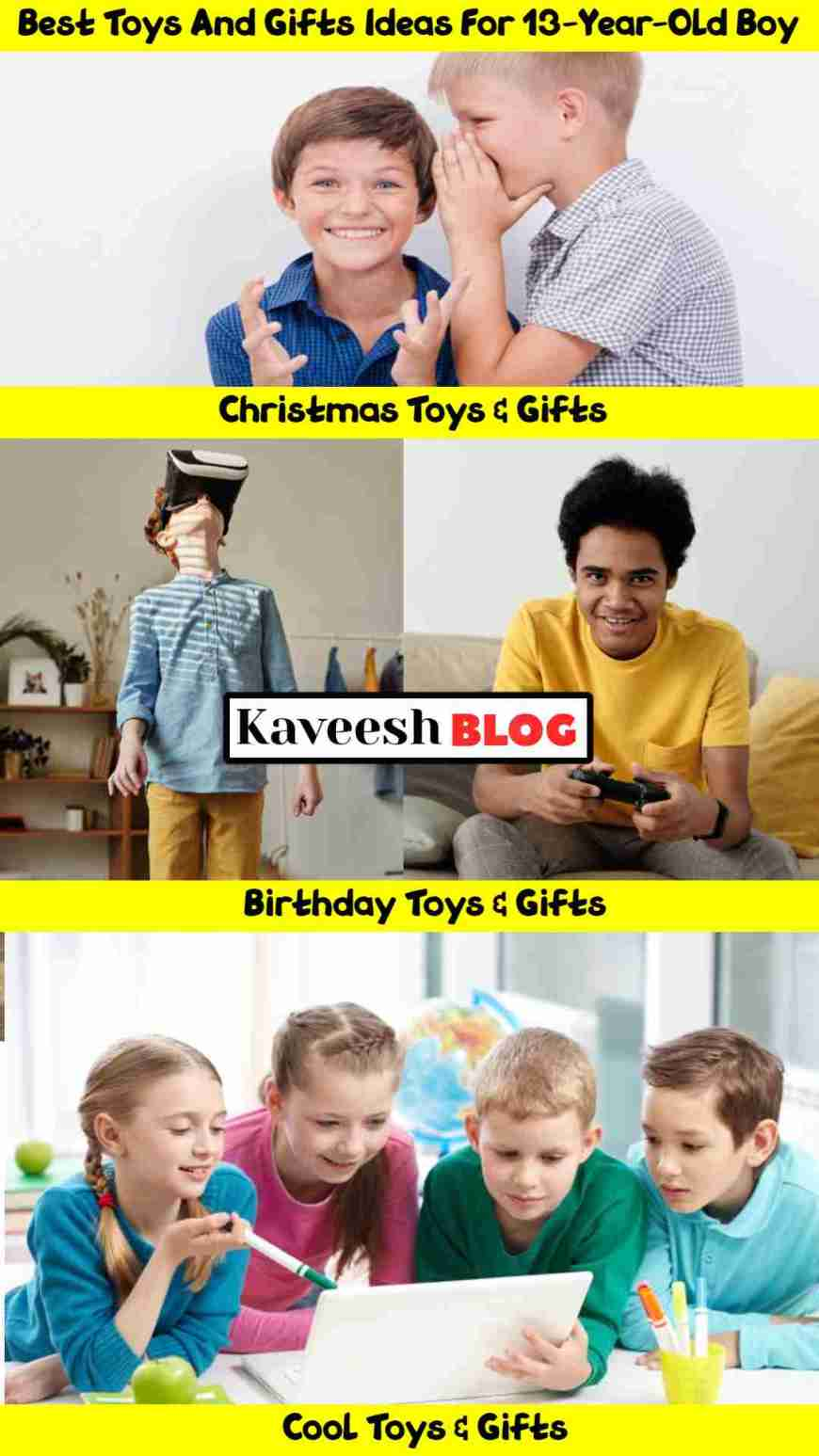 40 Best Gifts For 13 Year Old Boys In 2020 Toys Gifts