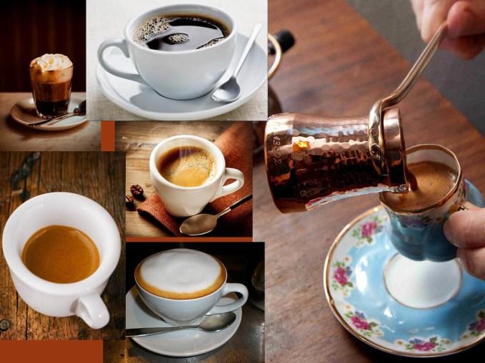 Kávéreceptek