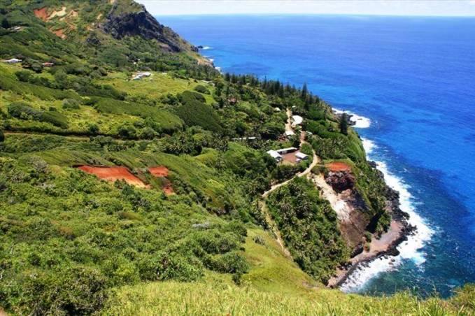 Pitcairn szigetek