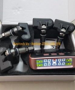 cảm biến áp suất lốp TPMS van trong đặt taplo