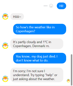 testing chatbots