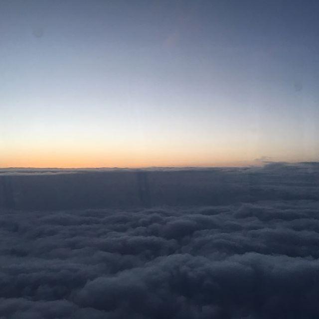 何とか、羽田空港まで一旦飛んで、新幹線で仙台へ。ふう。#唄うたいカワムラ