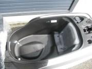 新車 ホンダ DUNK(ダンク) ホワイト シートボックス