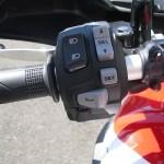 ホンダ CRF1000Lアフリカツイン レッド 左側スイッチ