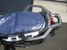 新車バイク ホンダ CRF1000L アフリカツイン トリコロール リヤキャリア