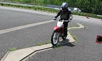 ホンダ モーターサイクリストスクール オフロードバイク入門