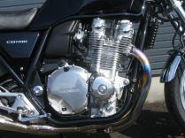 中古車 ホンダ CB1100 ABS ブルー エンジン