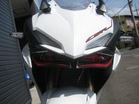 新車バイク ホンダ CBR250RR ABS ホワイト (2018年新色) ヘッドライト