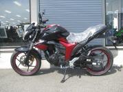 新車 スズキ ジクサー(150cc) レッド/ブラック ひだり側