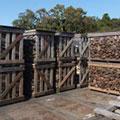 2.乾燥薪の販売
