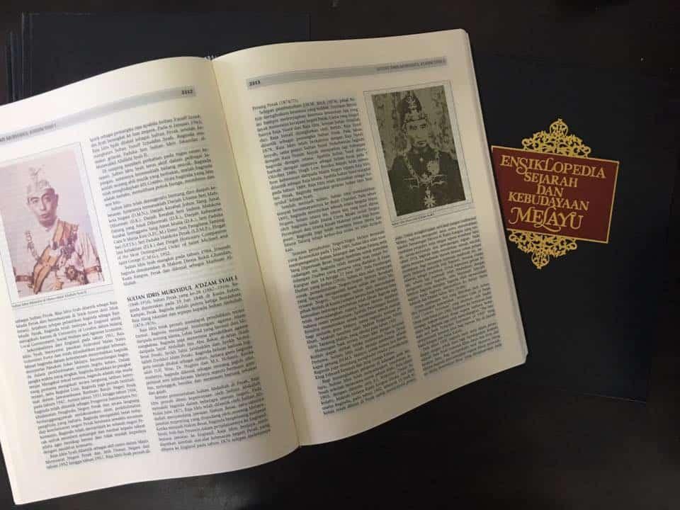 Ensiklopedia Sejarah Dan Kebudayaan Melayu