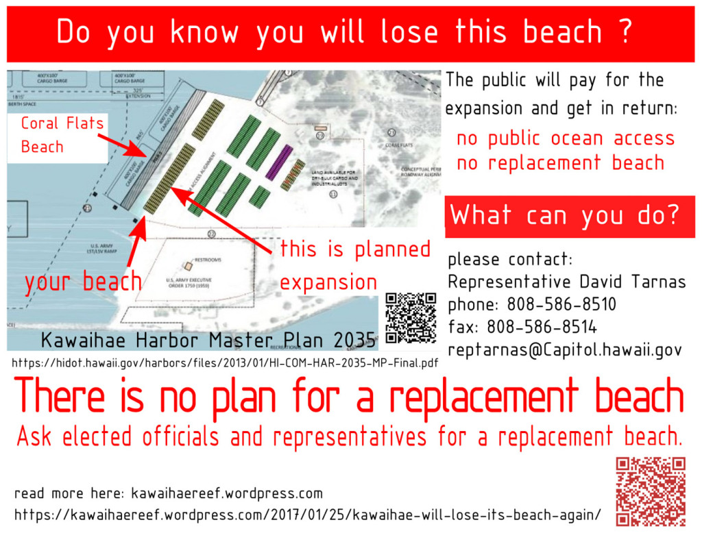 postcard to lose a beach