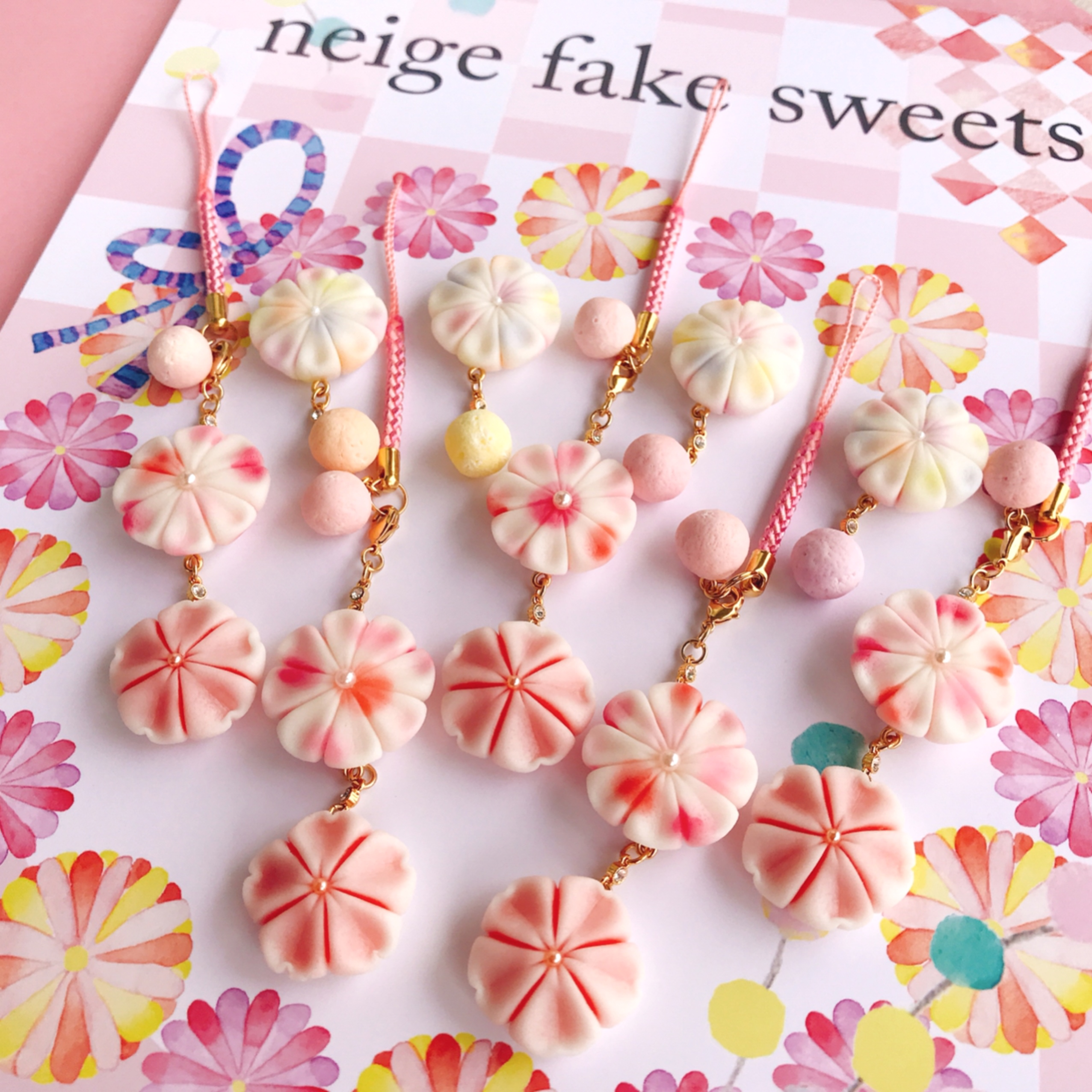 neige fake sweets