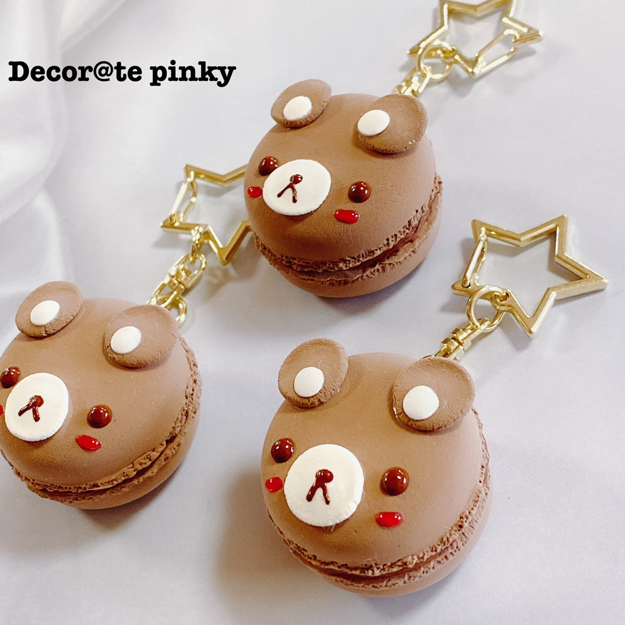 Decorate Pinky