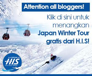 Ikuti Present Campaign HIS Winter Tour Blogging Competition