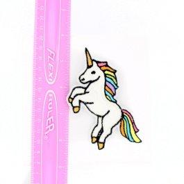 Rainbow Unicorn Hair Clip for Girls