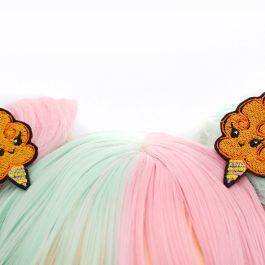 Halloween Hair Clips – Chibi Cotton Candy
