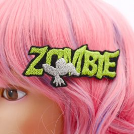 Zombie Hair Clip for Women