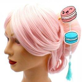 Kawaii Macaroon Hair Stick