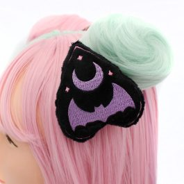 Kawaii Plancette Plush Hair Clip